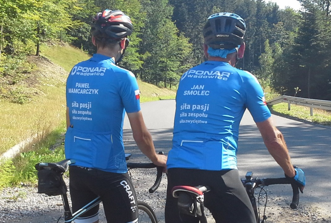 PONAR na Tour de Pologne Amatorów