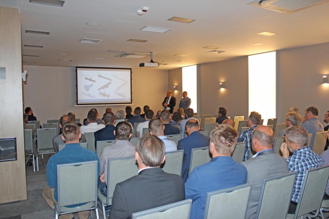 Konferencja: Hydraulika siłowa dla przemysłu 2018