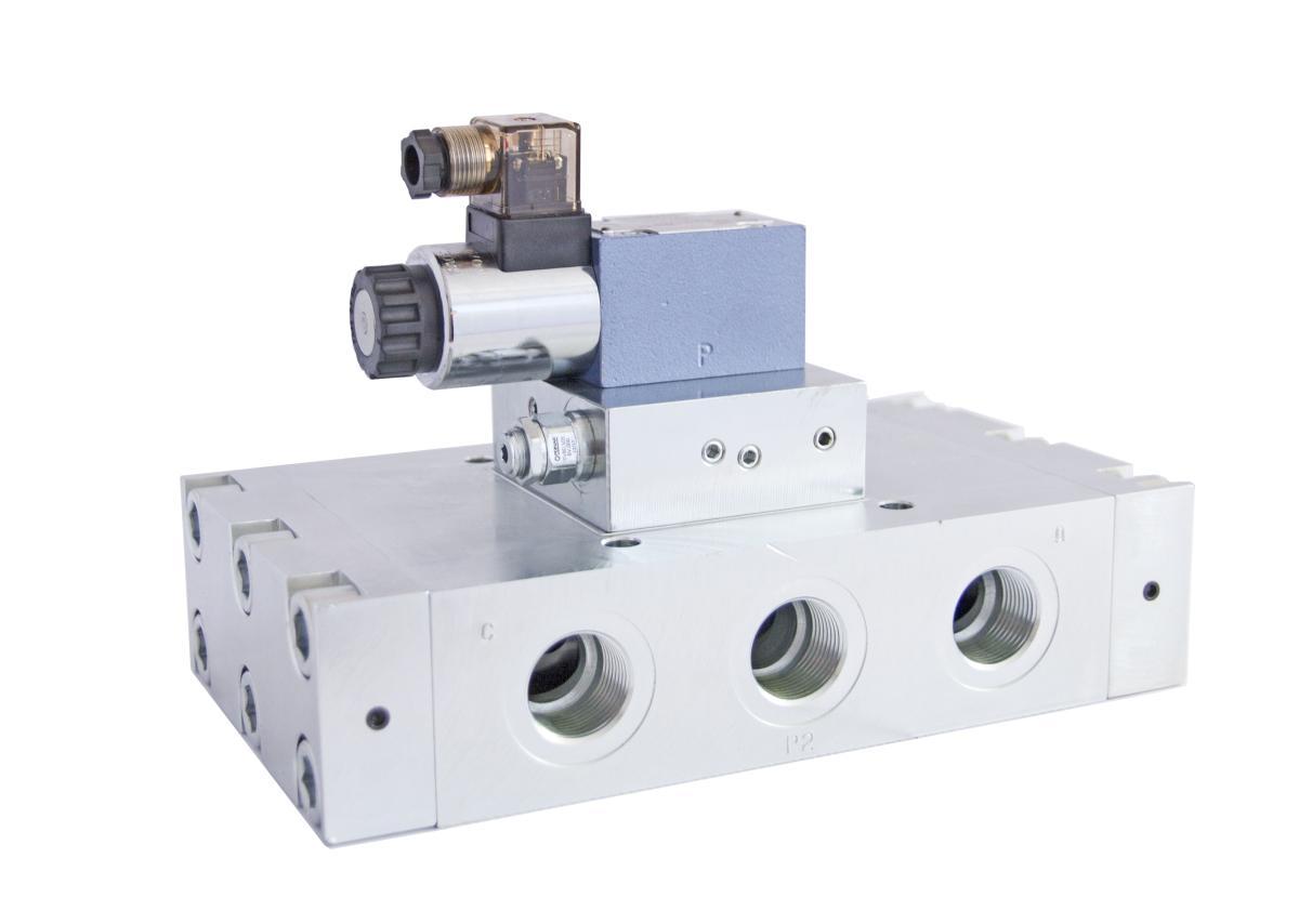 Blok ZS-291 - rozwiązanie dla maszyn<br>mobilnych i budowlanych