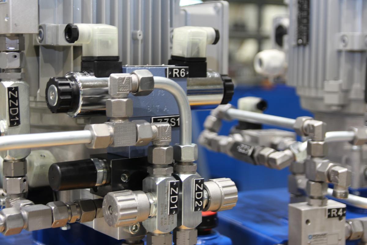 PONAR Wadowice rozszerzył współpracę z VOSS Fluid GmbH