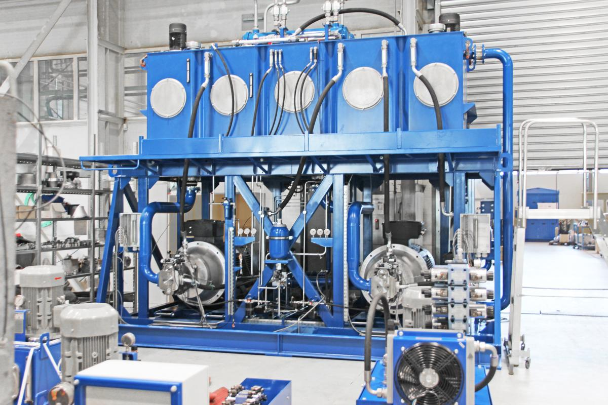 Do you know our capabilities of hydraulic system production and design?