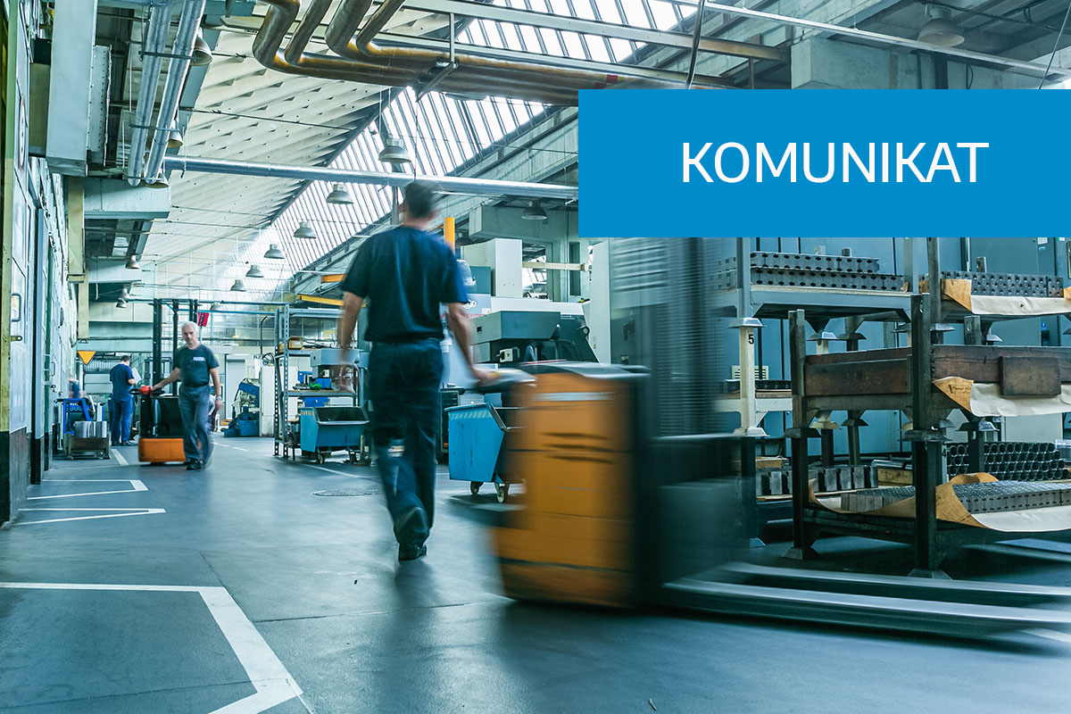 PONAR Wadowice S.A. dostawcą dla zachowania ciągłości działania infrastruktury krytycznej