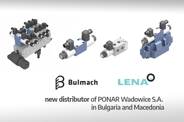 Bulmach our distributor in Bulgaria and Macedonia