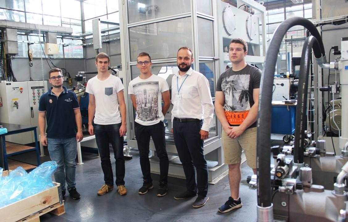 Staże dla studentów Politechniki Śląskiej