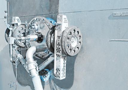 Wodne systemy wysokociśnieniowe - PONAR Pressure