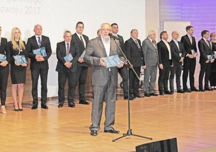 Polska Nagroda Inteligentnego Rozwoju 2017 dla PONAR