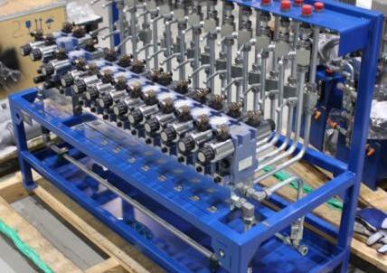 Układy hydrauliczne dla przemysłu hutniczego