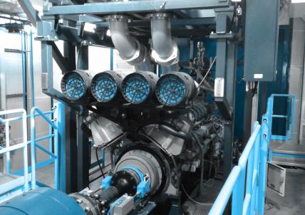 Modernizacja układu podgrzewania i filtracji oleju