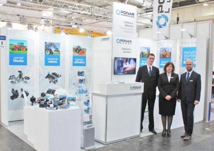 Thank you for visiting our stand at the Agritechnica 2017