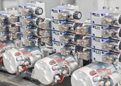 Compact hydraulic systems (mini power packs)