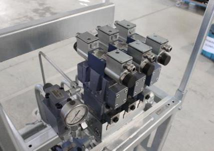 Intrinsically safe directional valve - increased parameters!