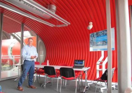 PONAR uczestniczył w konferencji na targach AUTOSTRADA - MASZBUD
