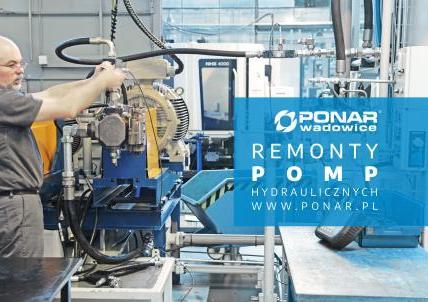 Remonty pomp i silników hydraulicznych