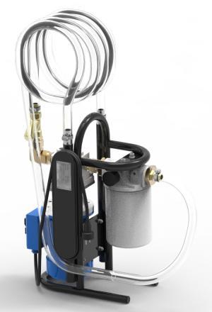Filtracja agregaty filtracyjne brak PONAR Wadowice S.A.  UHFM