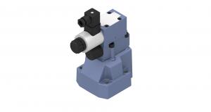Zawory sterujące ciśnieniem dołączające płytowe/gwintowe/nabojowe sterowane pośrednio
