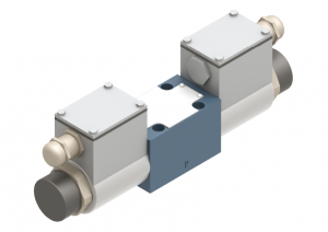 Directional control valves directional control valves subplate (CETOP)  intrinsically-safe electrically controlled  IWE
