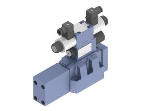Directional control valves directional control valves subplate (CETOP) proportional pilot operated