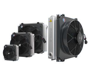 Heat exchangers air-oil heat exchangers brak brak  MOBILE SERIES