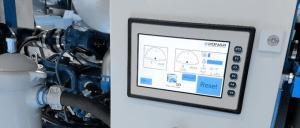 Wodne systemy wysokociśnieniowe      systemy sterowania i monitoringu