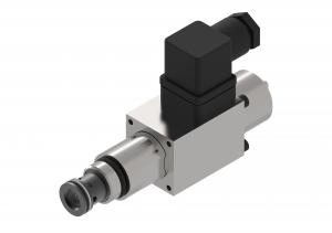 Zawory sterujące ciśnieniem  zawory przelewowe  przelewowe nabojowe, proporcjonalne     WZPSE6