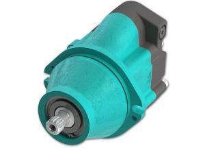 Pompy i silniki silniki hydrauliczne wielotłoczkowe - osiowe silnik wielotłoczkowy średni o zmiennej chłonności