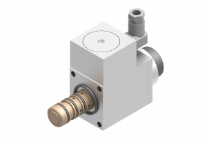 Directional control valves  cartridge valves  electrical, on-off, intrinsically safe  3-way   3IREH2