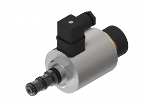 Directional control valves  cartridge valves  electrical, on-off, intrinsically safe  3-way sealed