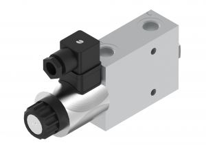 Directional control valves  directional control valves  threaded  electrically controlled