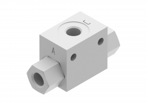 Cut-off/check valves other types other types 3-way logic valves