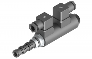Directional control valves cartridge valves electrical, on-off brak