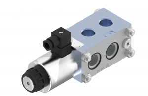 Directional control valves  directional control valves  sectional  pressure sequence 6-way sectional