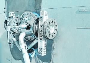 Wodne systemy wysokociśnieniowe brak brak antykorozja powierzchni