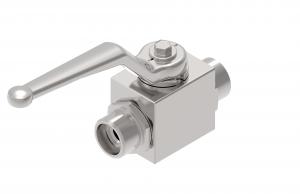 Osprzęt pomocniczy      zawory kulowe dla mediów ciekłych i gazowych, dwu- lub wielodrogowe, z możliwością sterowania ręcznego lub mechanicznego   BK