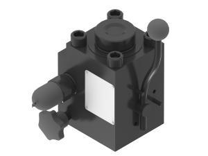 Akumulatory i bloki zabezpieczenia  bloki zabezpieczenia akumulatora    zabezpieczenia i odcinania akumulatora hydraulicznego   BS