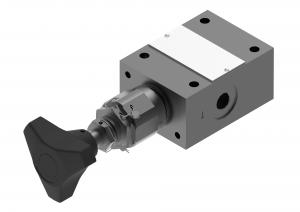 Zawory sterujące ciśnieniem przelewowe nabojowe sterowane bezpośrednio, zawory bezpieczeństwa