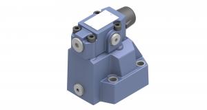 Zawory sterujące ciśnieniem  redukcyjne  płytowe/gwintowe/nabojowe  sterowane pośrednio