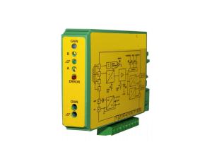 Karty sterujące  elektronika    karty elektroniczne do obsługi czujnika położenia elektromagnesu proporcjonalnego   ECI9D-01