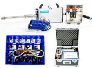 Wodne systemy wysokociśnieniowe      manipulatory wspomagające czyszczenie
