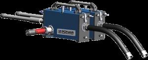Wodne systemy wysokociśnieniowe brak brak manipulatory wspomagające czyszczenie  FEEDERcombo x2