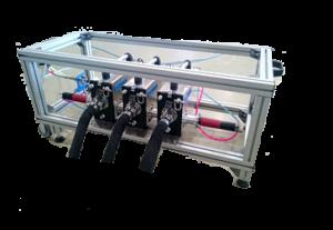 Wodne systemy wysokociśnieniowe brak brak manipulatory wspomagające czyszczenie  FEEDERcombo x3