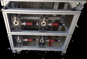 Wodne systemy wysokociśnieniowe brak brak manipulatory wspomagające czyszczenie