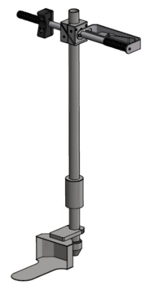 Wodne systemy wysokociśnieniowe brak brak manipulatory wspomagające czyszczenie  FEEDERfootgun x1
