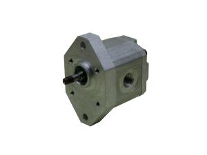 Pompy i silniki  pompy hydrauliczne  zębate  zazębienie zewnętrzne   GR0
