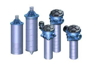 Filtracja  Filtry  filtry powrotne  filtry powrotne MP Filtri   MPH-MPI