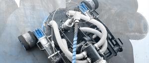 Wodne systemy wysokociśnieniowe brak brak robotyzacja procesów