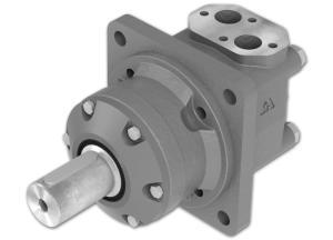 Pompy i silniki  silniki hydrauliczne  gerotorowe  silnik gerotorowy średni   MV