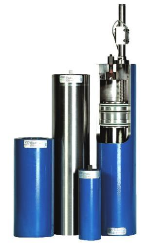 Akumulatory i bloki zabezpieczenia  akumulatory tłokowe       AP