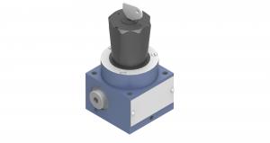 Flow control valves throttle subplate brak  UDDB10