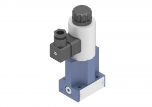 Flow control valves flow control valves subplate (CETOP), proportional electronically controlled  UDRDA6