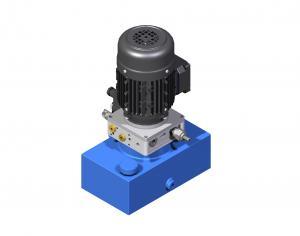 Systemy hydrauliczne  Układy hydrauliczne  kompaktowe     UHWZ